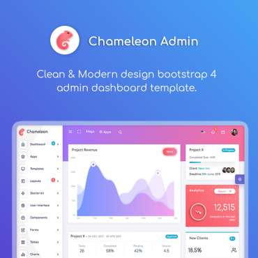 Admin Template # 71081