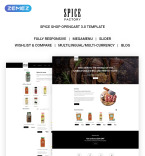 Download Template Monster OpenCart Template 71227