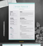 Template 71464 Resume Templates