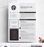 Template 71465 Resume Templates