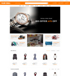 Template 71481 OpenCart Templates