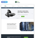 Template 71569 Landing Page Templates