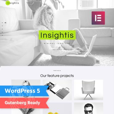 WordPress Theme # 71572