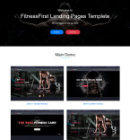 Fitness Vendors Template