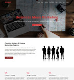 Marketing Agency Vendors Template