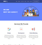 Digital Marketing Agency Vendors Template