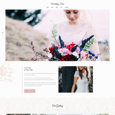 Photo Gallery Template # 71918