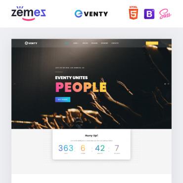 Website Template # 72010