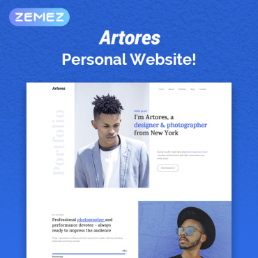 WordPress Theme # 72031