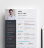 Template 72045 Resume Templates