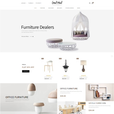 OpenCart Template # 72046