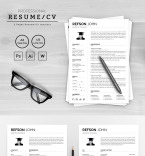 Template 72047 Resume Templates