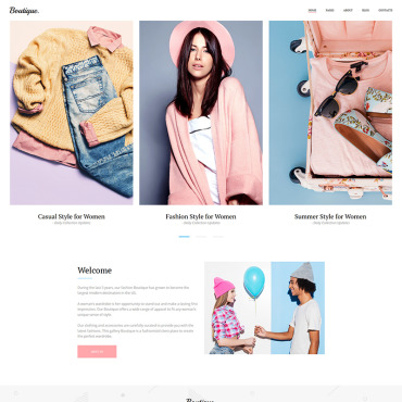 Photo Gallery Template # 72050