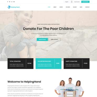 Landing Page Template # 72051