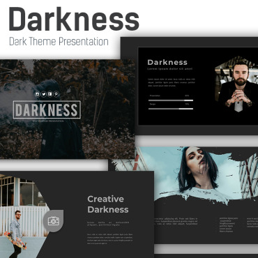 PowerPoint Template # 72089