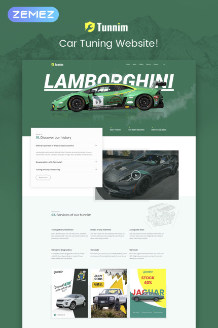 Car website inspirations at your coffee break? Browse for more Vendors #templates! // Regular price: $75 // Sources available: #Car #Vendors