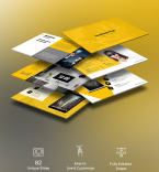 Template 72092 PowerPoint Templates