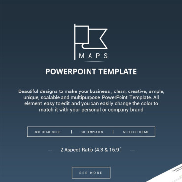 PowerPoint Template # 73219