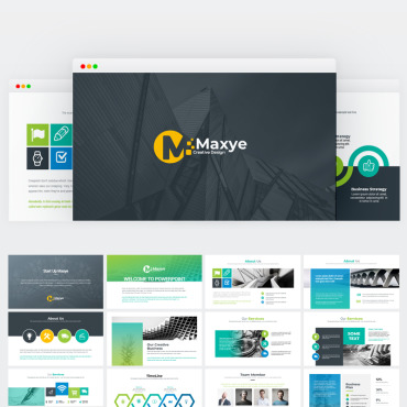 PowerPoint Template # 73223