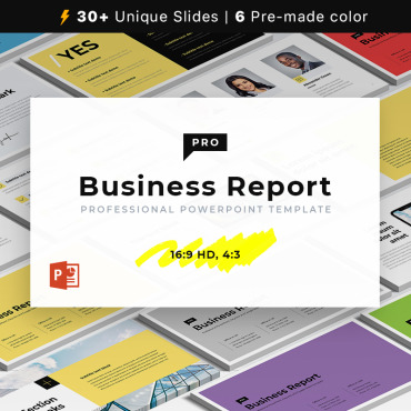 PowerPoint Template # 73235