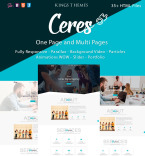 Template 73333 Landing Page Templates