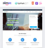 Template 73335 Landing Page Templates