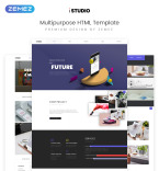 Template 73395 Website Templates