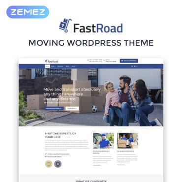 WordPress Theme # 73452