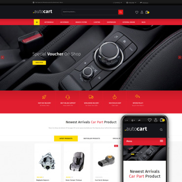 OpenCart Template # 73560