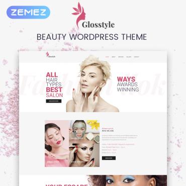 WordPress Theme # 73692