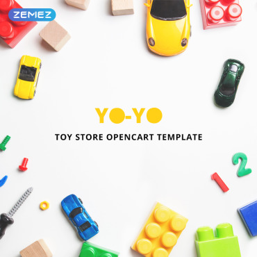 OpenCart Template # 73795
