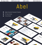 Template 73897 PowerPoint Templates