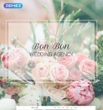 Wedding Agency Vendors Template