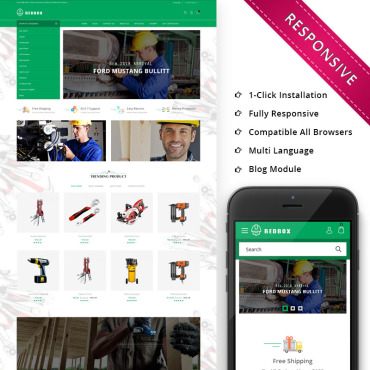 OpenCart Template # 73991