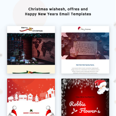 Newsletter Template # 74410