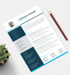 Template 74478 Resume Templates