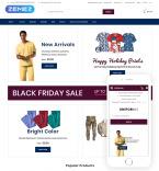 Download Template Monster OpenCart Template 74672