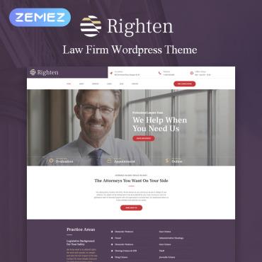 WordPress Theme # 74692
