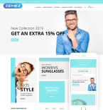 Download Template Monster OpenCart Template 74829