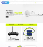 Download Template Monster OpenCart Template 75162