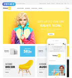 Download Template Monster OpenCart Template 75704