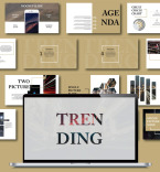 Template 75757 PowerPoint Templates
