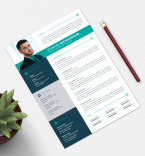 Template 75769 Resume Templates