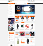 Template 75790 WooCommerce Themes