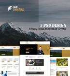 Template 75819 PSD Templates