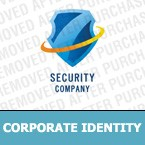 Corporate Identity Template #7681