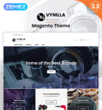 Download Template Monster Magento Theme 76372