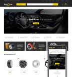 Template 76375 WooCommerce Themes