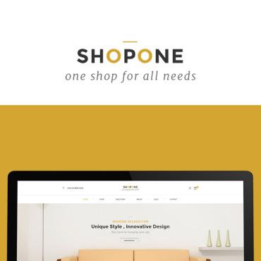 Website Template # 76445