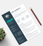 Template 76471 Resume Templates